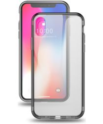 Dux Ducis Light Transparant TPU Hoesje Apple iPhone XS Grijs