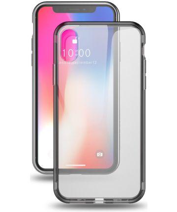 Dux Ducis Light Transparant TPU Hoesje Apple iPhone XS Grijs
