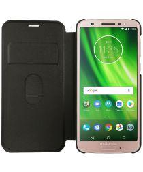 Motorola Moto G6 Plus Book Cases & Flip Cases