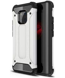 Huawei Mate 20 Pro Hybride Hoesje Wit