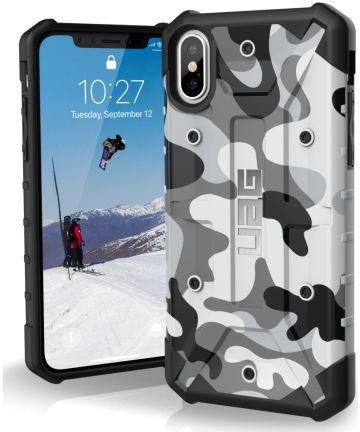 UAG Pathfinder Case Apple iPhone XS/X White Camo
