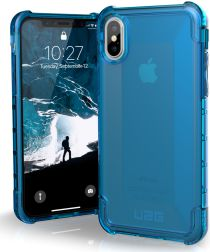 Urban Armor Gear Plyo Hoesje Apple iPhone XS/X Glacier