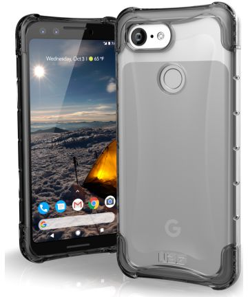 Urban Armor Gear Plyo Hoesje Google Pixel 3 Ice Hoesjes