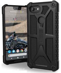 Urban Armor Gear Monarch Hoesje Apple Google Pixel 3 XL Midnight