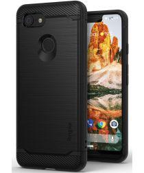 Ringke Onyx Google Pixel 3 XL Hoesje Zwart