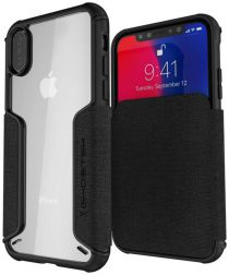 Ghostek Exec 3 Apple iPhone XS Zwart