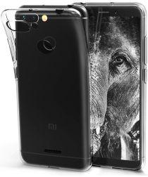 Xiaomi Redmi 6 Transparant TPU Hoesje