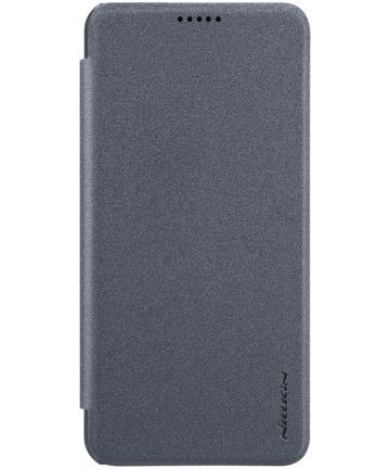 Nillkin Sparkle Series Huawei Mate 20 Lite Flipcase Zwart