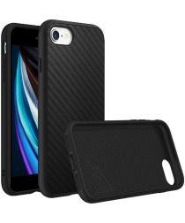 RhinoShield SolidSuit Carbon Fiber iPhone SE 2020 Hoesje