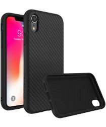 RhinoShield SolidSuit Carbon Fiber iPhone XR Hoesje