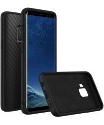 RhinoShield SolidSuit Carbon Fiber Samsung Galaxy S9 Hoesje