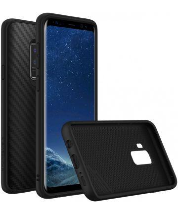 RhinoShield SolidSuit Carbon Fiber Samsung Galaxy S9 Plus Hoesje Hoesjes