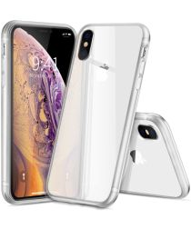 Dux Ducis Light series TPU Hoesje Apple iPhone XS Max Wit