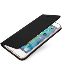 Dux Ducis Apple iPhone 6s Plus Bookcase Hoesje Zwart