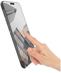 LG V40 ThinQ Spiegel Hoesje Zwart