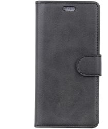 Sony Xperia 10 Portemonnee Hoesje Zwart