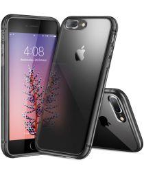 Dux Ducis Light series TPU Hoesje Apple iPhone 8 Plus Zwart
