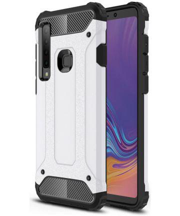 Samsung Galaxy A9 (2018) Hybride Hoesje Wit