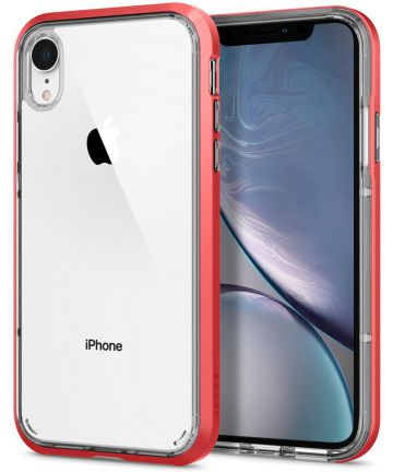 Spigen Neo Hybrid Crystal Case Apple iPhone XR Coral