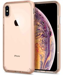 Spigen Neo Hybrid Crystal Case iPhone XS Max Blush Gold