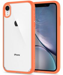 Spigen Ultra Hybrid Case Apple iPhone XR Coral