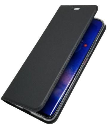 Huawei Mate 20 Pro Stijlvol Portemonnee Hoesje Zwart Hoesjes