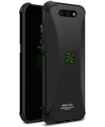 Xiaomi Black Shark TPU Hoesje met Screen Protector Zwart
