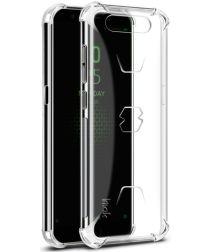 Xiaomi Black Shark TPU Hoesje met Screen Protector Transparant