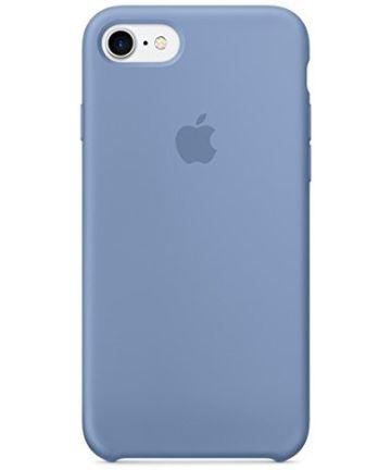Originele Apple iPhone 8 / 7 Silicone Case Azure