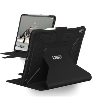 Urban Armor Gear Metropolis Case Apple iPad Pro 11 Zwart