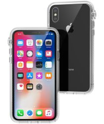 Catalyst Impact Protection Hoesje Apple iPhone XS Transparant
