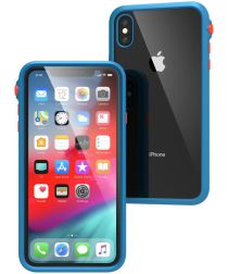 Catalyst Impact Protection Hoesje Apple iPhone XS Max Blueridge Sunset