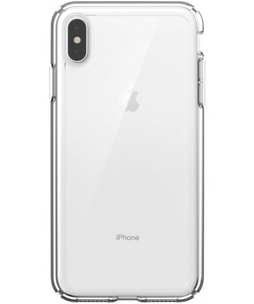 Speck GemShell Transparant Hoesje Apple iPhone XS Max