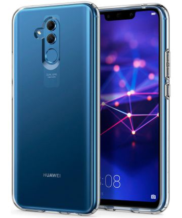 Spigen Liquid Crystal Huawei Mate 20 Lite Hoesje Transparant