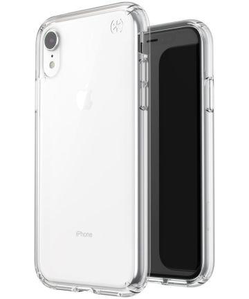 Speck Presidio Apple iPhone XS Hoesje Transparant Shockproof TPU Hoesjes