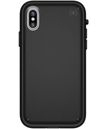 Speck Presidio Ultra Hoesje Apple iPhone XS Zwart Hoesjes