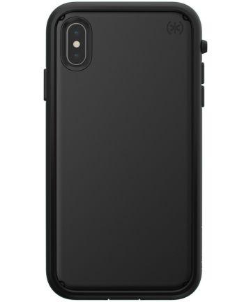 Speck Presidio Ultra Hoesje Apple iPhone XS Max Zwart Hoesjes