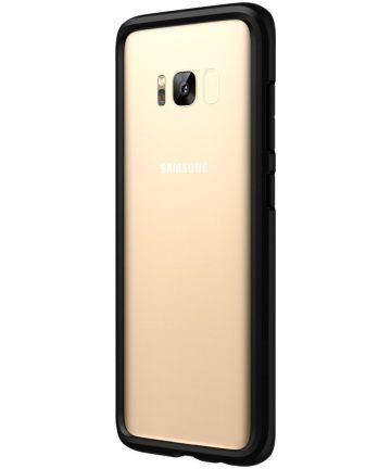 RhinoShield CrashGuard Samsung Galaxy S8 Bumper Hoesje Zwart Hoesjes