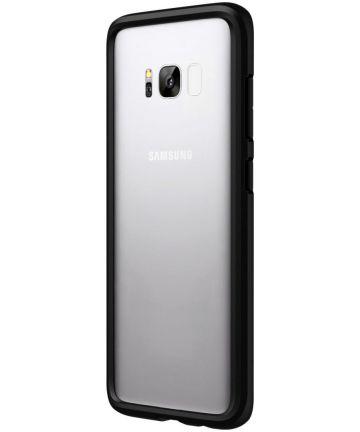 RhinoShield CrashGuard Samsung Galaxy S8 Plus Bumper Hoesje Zwart Hoesjes
