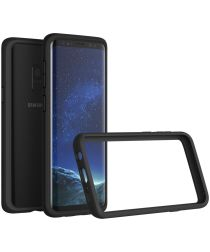 RhinoShield CrashGuard Samsung Galaxy S9 Bumper Hoesje Zwart