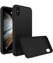 RhinoShield SolidSuit Classic iPhone X Hoesje Zwart