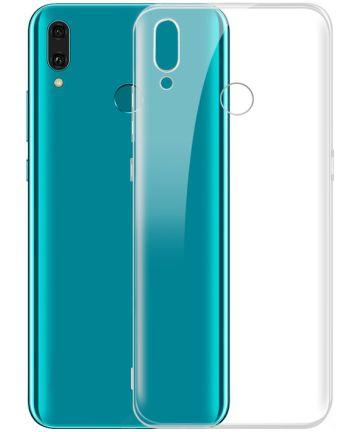 Huawei Y9 (2019) TPU Hoesje Transparant