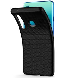 Spigen Liquid Air Samsung Galaxy A9 (2018) Matte Black