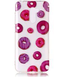 Xiaomi Pocophone F1 TPU Backcover met Donut Print