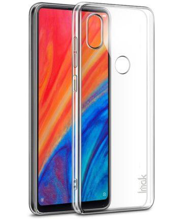 IMAK Crystal II Series Xiaomi Mi Mix 2S Hoesje Plastic Transparant