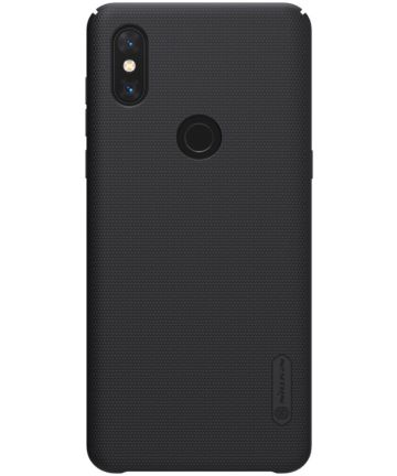 Nillkin Super Frosted Shield Case Xiaomi Mi Mix 3 Zwart