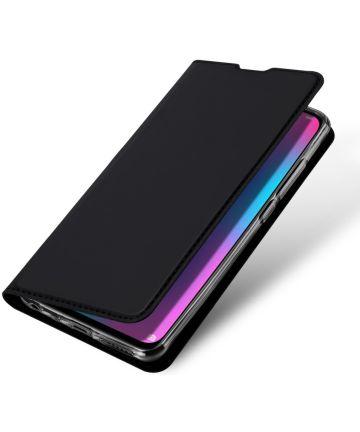 Dux Ducis Book Case Huawei P Smart (2019) Hoesje Zwart Hoesjes