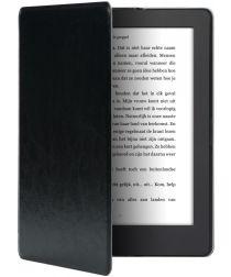 Kobo Aura H2O Edition 2 (2017) Hoesje Book Case Zwart