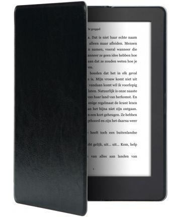 Kobo Aura H2O Edition 2 (2017) Hoesje Book Case Zwart Hoesjes