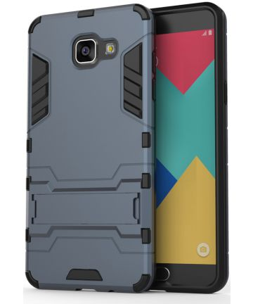 Samsung Galaxy A5 (2016) Hybride Back Cover Blauw Hoesjes